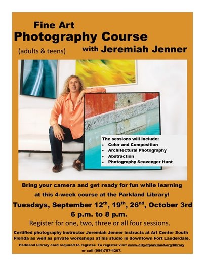 Fine Art Photography Course