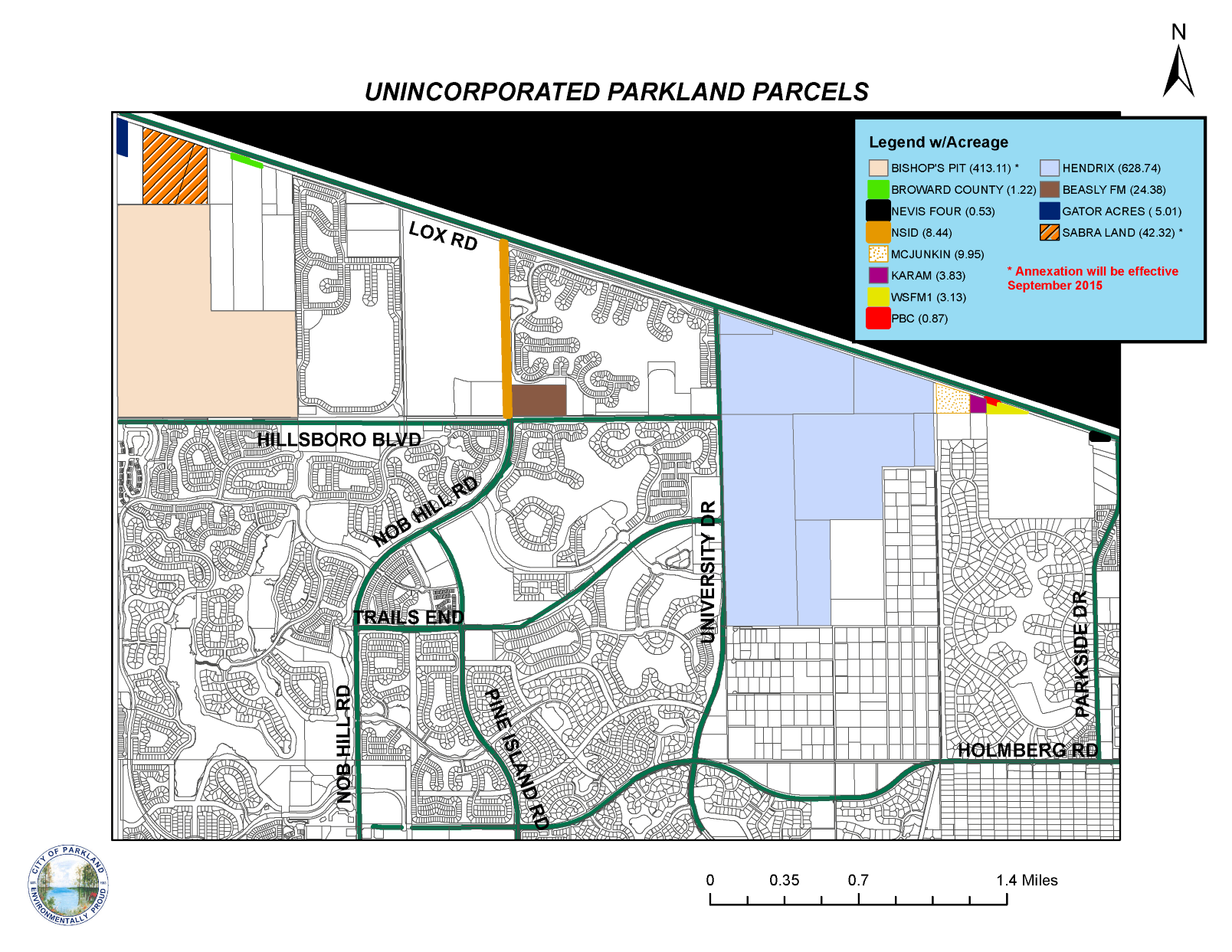 Unincorporated Areas